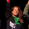 logo Lucila Szwarc y Florencia Alcaraz sobre la campaña por aborto legal, seguro y gratuito