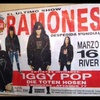 Logo Hagan Correr la Voz - Ramones show despedida en River - 29/4/2019