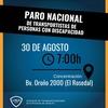 """Logo Pablo Bolego - Presidente de ATRAES en """"Esa te la Debo"""" sobre el Paro del 30 de agosto"""