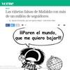 Logo Falsas Mafaldas en Facebook: tantas frases mal atribuidas...