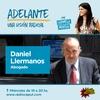 """Logo Dr. Daniel Llermanos: """"Estamos frente a un derrumbe institucional""""."""