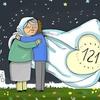 """Logo Informe y editorial de @bernardallorent sobre  """"El nieto recuperado 121"""""""