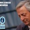 Logo MESA DE TRES  - PROGRAMA ESPECIAL EN HOMENAJE AL COMPAÑERO NESTOR KIRCHNER