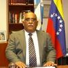 Logo #DetrasDeLasNoticias - Martínez Mendoza, embajador venezolano Argentina sobre el viaje de Lanata