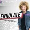 Logo EnRuLate con Darian 'Rulo' Schijman y Fernanda Arena