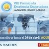 Logo Recorte LN/ Galicia Premio Excelencia Exportadora