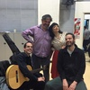 Logo Las Orillas en Radio Nacional Folclórica junto a Florencia Roldán Rossi
