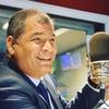 Logo Rafael Correa - El Pase - Radio Del Plata