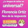 Logo Entrevista a Florencia Ortíz sobre la Lengua de Señas y su universalidad