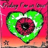 Logo #Genesis The Cure / Friday i´m in love - #ElDomingoCabeEnUnaCanción 26/05/19