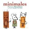 Logo ANTES, del CD Minimales, de Mariana Kesselman, Federico Mizrahi y Pablo Green