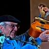 Logo DANIEL VIGLIETTI - recital Buenos Aires, febrero 2017. Con 77 años, fuerza, emoción, convicción.