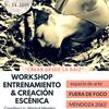 """Logo WORKSHOP ENTRENAMIENTO & CREACIÓN """"Crear desde la raíz"""" Tucumán"""