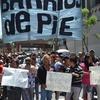 Logo Daniel Menéndez de Barrios de Pie le contesta a Jorge Capitanich