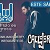 Logo Lo Malo Es Gratis entrevista a Maxi Djerfy