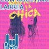 """Logo Agustina Larrea, de """"Quién es la chica"""" en Lo Malo Es Gratis"""