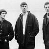Logo ROCK DEL GARAGE - The Sonics grupo de garage rock que surgió en 1960