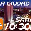 Logo Entrevista a Tomás Lipán en Hola Ciudad por Del Plata 101.3