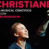 """Logo Belén Pasqualini en """"La costumbre de volver"""", conversando sobre su unipersonal """"CHRISTIANE"""""""