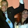 Logo Néstor y Cristina en el 2001 - Rompiendo Moldes
