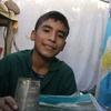 Logo Nicanor Quinteros tiene 12 años y abrió una escuela en el patio de su casa.