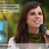 """Logo Lorena Pokoik en #LaHoraDeJuana """"Una elección es la posibilidad de poner un freno al ajuste"""""""