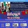"Logo Batuque con MARINA RUBINO. ""IVONNE"". #MemoriaVerdadYJusticia."