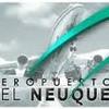 Logo Franco Comparato, Pte. de Aeropuertos del Neuquen SA y el envío de Cerezas Frescas por avión