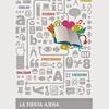 """Logo Cosa de Negros #38 """"La fiesta ajena"""" de Liliana Heker por Leonardo Ronchetti"""