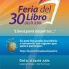 Logo 30° Feria del Libro en Caleta Olivia