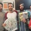 Logo Hernán Aramberri y su sociedad artística con el Indio Solari por más de 20 años ¿por qué se rompió?