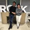 Logo Resplandor: con @diegofrenkel @marudrozd Invitada #RosarioBléfari