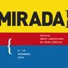 Logo Festival Mirada - Teatro Iberoaméricano en Santos, Brasil