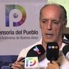 Logo EL DEFENSOR DEL PUEBLO FUE TESTIGO DE LA PRESENCIA DE INFILTRADOS.
