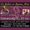 Logo UN BOLERO EN BUENOS AIRES - 07/03/2015 - Bloque 01