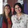 Logo #ConferenciaDePrensa Profesoras Carla Salvarierrez y Ayelen Pereyra
