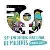 Logo Magali Stoyanoff de la Comision Organizadora del ENM.