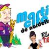 Logo Martincito en #BlackAndTOC en @RadioconvosOK con @Negropolis_899