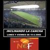Logo INCLINANDO LA CANCHA - LUNES 7 DE NOVIEMBRE, CON TRIBUNA CALIENTE