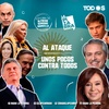 Logo Al ataque!, una editorial de Alfredo Serrano Mancilla