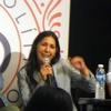 Logo Entrevista a Noelia Vega, referente barrial. Larreta inaugura jardín sin gas ni cloacas en Mataderos