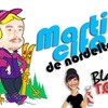 Logo #Martincito en Black and Toc 13/05/2015