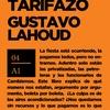 Logo Entrevista a Gustavo Lahoud sobre el libro CONTRA EL TARIFAZO