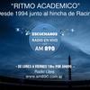 Logo Ignacio Santos (encargado de deportes amateur) hoy 25-5-2017 en Ritmo Académico