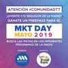 Logo @vocacionesenred invita al #MKTDAY2019 junto a @radiotrendtopic