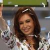 Logo Cristina anunció que va a negociar con los fondos buitres (Cadena Nacional - Día de la Bandera)