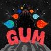 "Logo Carrera solista de Jay Watson ""GUM"""