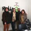 Logo Alejandra Dominguez, Graciela  Avalos y Monica Ghirelli - columna de Seguridad Avellaneda. Radio a
