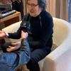 Logo Exclusivo. Entrevista a Charly García horas antes de presentarse en Chile - Parte 1