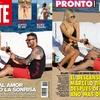 Logo Llamado a la @Revista_PRONTO por el escándalo de la tapa duplicada con @genteonline